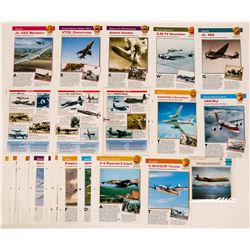 Aircraft of the World info. series  (115224)