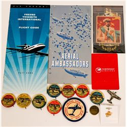 Airmail Week Collectibles   (115219)
