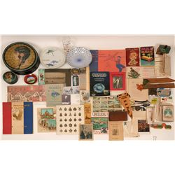 Antique & Collectible Assortment  (115504)