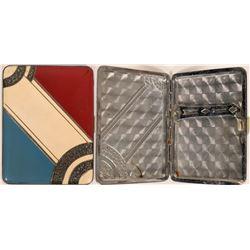 Art Deco Cigarette case by Evans  (113072)