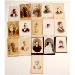 Cabinet Cards  (79116)