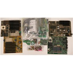 Circuit Boards for Gold Recycling  (117079)