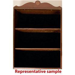 Knick-Knack shelf displays  (118026)