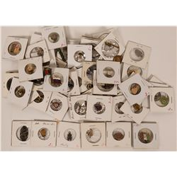 Lapel Pin Collection  (119161)