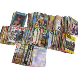 Old West Style Western Magazines  (85846)