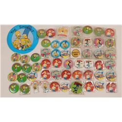 Simpsons Pinback Collection  (118886)