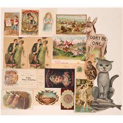 Trade Card Group  (116721)