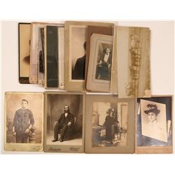 U.S. Mounted Photos Cabinet Cards  (117312)
