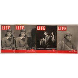 Vintage LIFE Magazines   (117471)