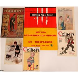 Vintage Signs (Lot of 6)  (116898)