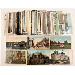 Ontario, Canada (Postcards)  (91393)