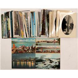 Vancouver Postcards  (91387)
