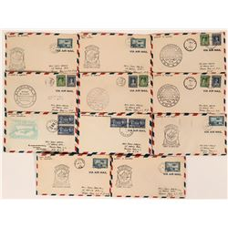 Canadian First Day Covers  (116438)
