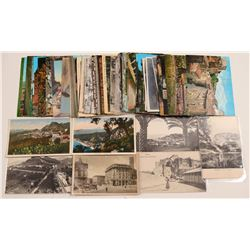 Italian Cities (Various Post Cards)  (91370)
