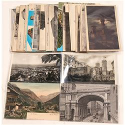 Italy Postcards  (91378)