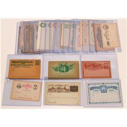 Central America Postcards  (117825)