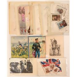Nice Lot of Tuck Soldiers Postcards (28)  (111724)