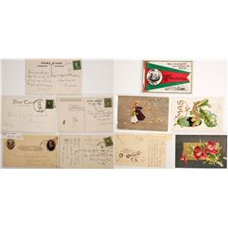 Pearce, AZ, Postcards (5 count)  (61765)