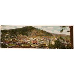 Rare Postcard of Dunsmuir, CA  (118878)
