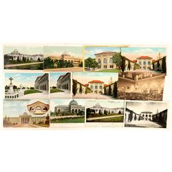 Stanford Library Historical Views Postcards  (90787)