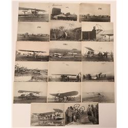 Aviation Week Postcards Chicago  (116646)