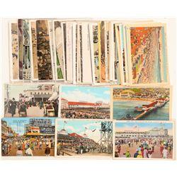 Atlantic City, New Jersey Postcards  (91324)