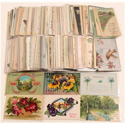 Birthday Greeting Cards From Long Ago  (91337)
