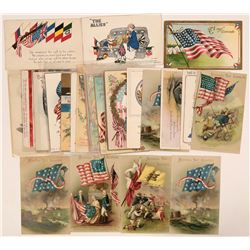 Lot of Memorial Day Postcards Including Ellen Clapsaddle (27)  (111702)