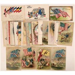 Lot of Memorial Day Postcards Including Ellen Clapsaddle (27)  (111702)