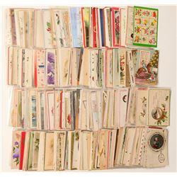 Christmas Post Card Collection  (103303)