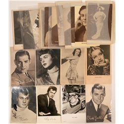 Film Stars Postcards (24)  (111713)