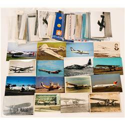 Various Period Aircraft RPC's  (117343)