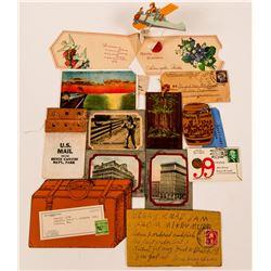 Unusual Post Cards  (110516)