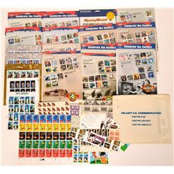 U.S. Postal Stamp collection  (117555)