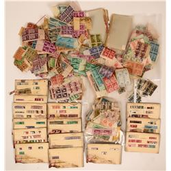 US Stamp Hoard  (116294)