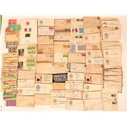 US Stamp Hoard  (117149)