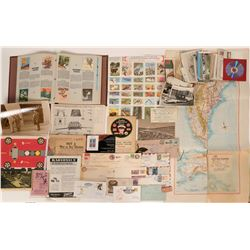 Wildlife Stamps & Varied Ephemera  (118253)