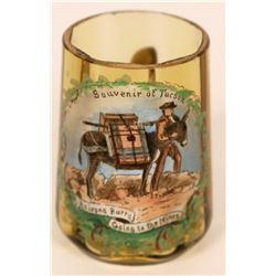 Cute Miniature Mug dedicated to the Arizona Mining Burro  (118202)