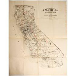 California State Copper Map  (89917)