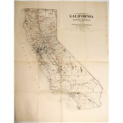 California State Copper Map  (89917)