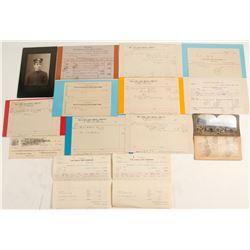 Colorado Mining Ephemera Collection  (60196)