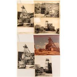 Butte, MT Mining Photos.  (50269)