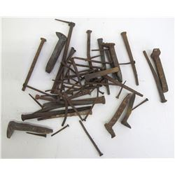 Mine Car Spikes and Square Nails  (88350)