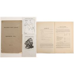 Canadian Mining Ephemera reports  (84628)