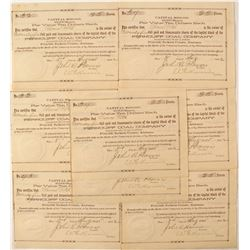 Ferncliff Coal Company Stock Certificates  (57414)