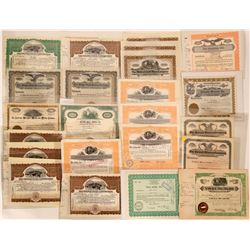 Colorado Mining Stock Certificates  (118854)