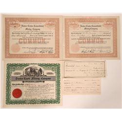 Carlin, Nevada Mining Stocks  (110221)