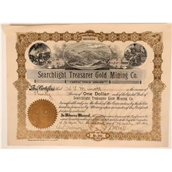 Searchlight Treasurer Gold Mining Co. Stock  (119774)
