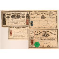 Nevada Mining Stocks  (117847)