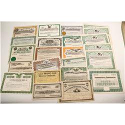 California Stock Collection (24)  (90315)